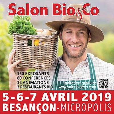Salon Bio&Co Besançon 2019